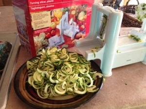 veggie spiraler